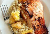 Recipe Box / healthy, delicious foods  / by Rock Coeur