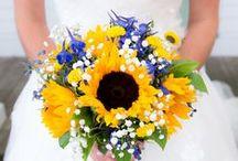 Wedding Style:Yellow>Coral >Orange / Yellow, Coral, & Orange wedding ideas & inspiration for decor, flowers