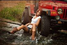 Mud & Jeep!