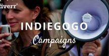 Indiegogo Campaigns / Crowdfunding Promotion https://goo.gl/ywAZEZ