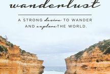 Wanderlust | North America / Travel destinations