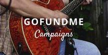 GoFundMe Campaigns / Crowdfunding Promotion https://goo.gl/ywAZEZ