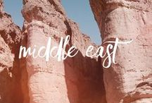 Wanderlust: Middle East / Middle East travel advice and Inspiration!