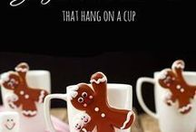 Cookies That Hang on Cups / How to Make Cookies that Hang on the side of Cups