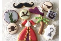 Pirate Cookies / Pirate Cookies