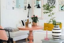 Home Sweet Home / Ideas for the home & homes I love / by Charissa van der Vlies