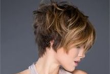 Hair Inspiration / Short hair inspiration for my next cut... / by Willow Moon Vintage