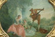 """rococo bliss / """"they seek him here, they seek him there, those frenchies seek him everywhere. is he in heaven, or is he in hell? my own elusive pimpernel."""""""