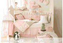 Baby Girl Nursery / by Brooke Freeman