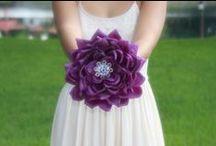 Wedding Ideas / Flowers, cakes, decorations, new ideas! / by Lauren