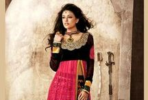 Anarkali & Readymade Suits / Find latest collection of Anarkalis and Readymade Suits for women.