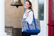 Go Greek! / Bella bags & sorority patches that make you want to wear your letters with pride / by Toss Designs
