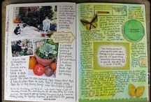 :: journaling :: / I DO NOT claim ownership of anything I post/repost on Pinterest. / by Jo Hansen
