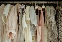My pinterest closet / by Scout Schooley