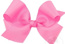 """Classic Grosgrain Catalog / Wee Ones' designs are one of a kind, and have our signature """"loops"""" that you won't find anywhere else. Wee Ones has the only bow that moms ask for by NAME. It's the ONE and ONLY Wee Ones silhouette!"""