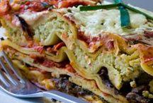 Green Cuisine: Pasta / by London Jewel