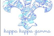 Kappa! / by Ashley Spohn