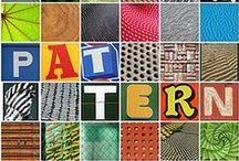 PATTERN inspires us / cool patterns in art / by Art Ed Central