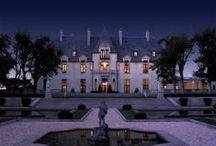 Châteaux, palaces & castles / by Denis Litvinenko