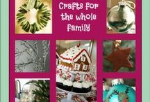 Christmas - Deck the halls with boughs of holly! / Celebrate the festive season with Christmas rituals and foods.  So much to make and bake and decorate.  But what to choose ...?
