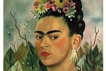 FRIDA inspires us / Frida inspires us / by Art Ed Central