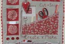 Sewing,patchwork