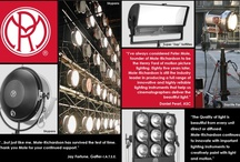 Quotes / Quotes from some of the top gaffers & cinematographers in the industry about Mole-Richardson Co. lighting equipment.