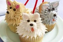 Cupcakes - beautiful baked creations / Cupcakes to make you smile - delicious recipes, creative designs and tutorials that is on my TO DO ONE DAY List!