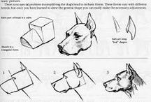 How to DRAW LIKE AN ARTIST / drawing tutorials and printables / by Art Ed Central
