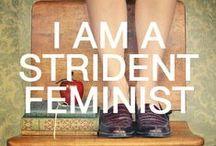 Feminist Killjoy, of course / by Shannon Lindsay