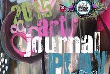e-courses by traci bautista / mixed media. art journaling. painting. collage. bookbinding. art quilting. printmaking. creative business online workshops. I have developed over 30 e-courses with over 400 HD videos and thousands of pages in colorful PDF workbooks. join in the creative journey!