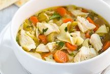 :: soups & stews :: / I DO NOT claim ownership of anything I post/repost on Pinterest. / by Jo Hansen