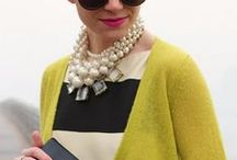 """fashion forward / """"a girl should be two things: classy and fabulous."""" coco chanel"""