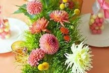 Easter/Spring Tablescapes