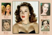 Beauty - Makeup History / by Aubrie Weber