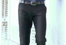 Mens Slim Trousers / Buy Trouser online