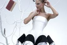 Fashion - Haute Couture and Avante Garde / by Aubrie Weber