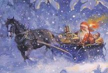 Seasonal - Christmas! / by Aubrie Weber