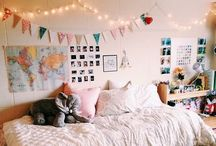 Dorm room ❤️ / by Scout Schooley