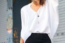 Fashion - Styles - Parisian Chic / by Aubrie Weber
