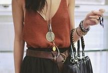 Fashion - Styles - Boho Chic / by Aubrie Weber