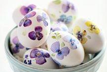 Velikonoce a jarní dekorace | Easter and Spring Decoration Ideas