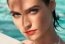 Sunkissed Summer Make-Up / Get glowing skin with the new sunkissed summer make-up collection from Clarins