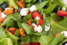 Salads, Soups and Sauces