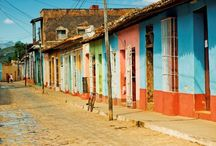 Cuba / Love everything about Cuba, we got married there a few years back and desperately need to visit again soon.
