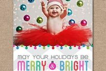 Christmas Cards with Photos / by Kim Murphy