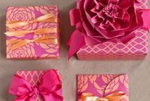 Gift Wrap  / by Kim Murphy