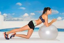 Fitness Fun / Workout ideas, cute Rec gear and inspirational quotes!  / by HerCampus Miami (OH)