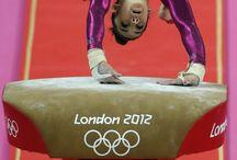 Gymnastics <3 / by Bethany Blount