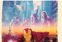 Avengers / by J'Amy VanderVeur